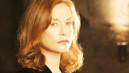 Headshot of Isabelle Huppert