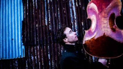 Matthew Sharp (cello) with the Northern Chamber Orchestra at The Forum Theatre, Stockport