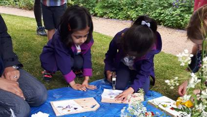 A Nature Inspired Summer at Elizabeth Gaskell's House