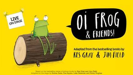 Oi Frog & Friends! at Playhouse Theatre, Liverpool
