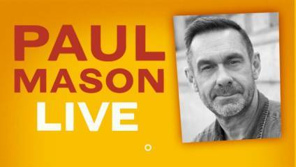 Join Paul Mason, writer, film-maker and one of the left's leading thinkers as he discusses his new book Clear Bright Future: A Radical Defence of the Human Being with BBC 6 Music's Stuart Maconie.