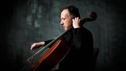 Raphael Wallfisch with Northern Chamber Orchestra at The Stoller Hall