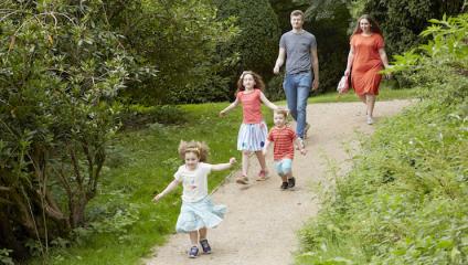 Scotney Castle family trail