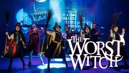 This new action-packed stage adaptation of The Worst Witch includes original songs, music, magic and a dose of Mildred's unique brand of utter pandemonium!