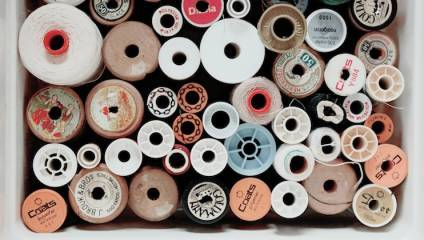 Wheels of thread