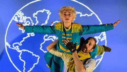 The Little Prince at The Lowry, Salford