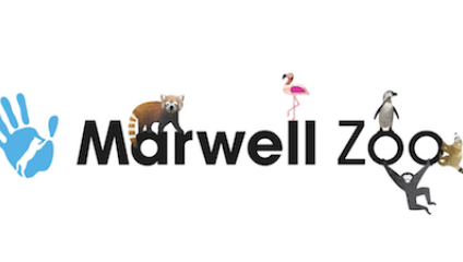 Image result for marwell zoo logo""