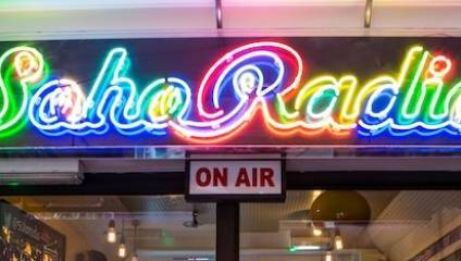 Top 5 Independent Radio Stations in London— CultureCalling com