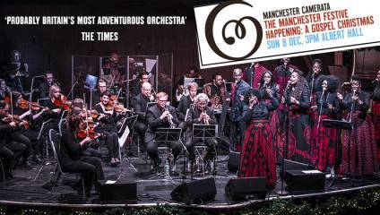 The Manchester Festive Happening at the Albert Hall, Manchester